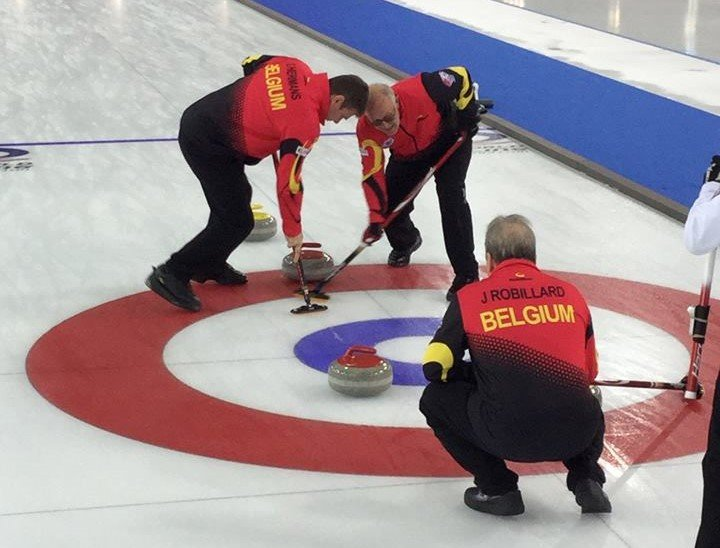 Belgian Seniors WC 2019